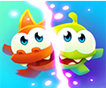 Cut the rope: Magic online